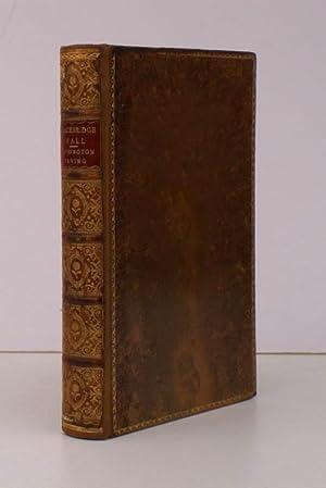 Bracebridge Hall. Illustrated by R. Caldecott. SPLENDID COPY IN CONTEMPORARY TREE CALF: Randolph ...