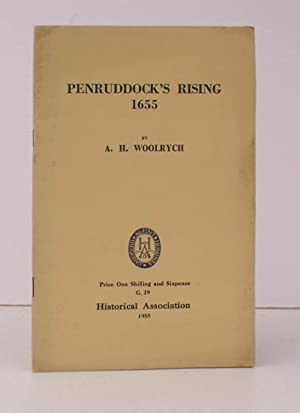 Penruddock's Rising 1655.: A.H. WOOLRYCH