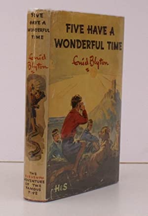 Five have a Wonderful Time. Illustrations by Eileen Soper. [Sixth Impression]. BRIGHT COPY IN UNC...