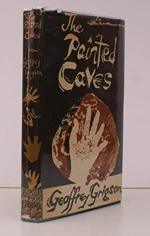 Painted Caves. BRIGHT, CLEAN COPY IN DUSTWRAPPER: Geoffrey GRIGSON