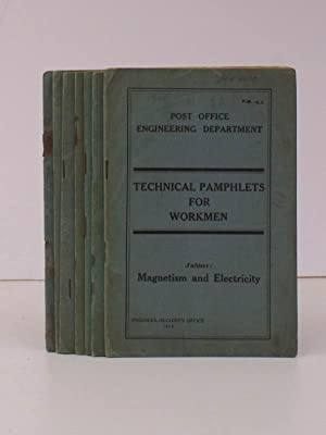 Technical Pamphlets for Workmen. [Group A]. [NEAR COMPLETE SET, WANTING TWO VOLUMES]. BRIGHT ...