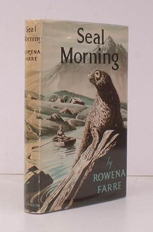 Seal Morning. Decorations by Raymond Sheppard. NEAR FINE COPY IN DUSTWRAPPER: Raymond SHEPPARD). ...