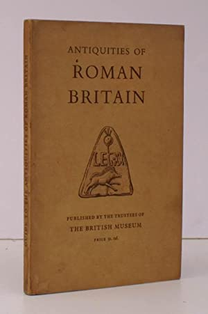 Guide to the Antiquities of Roman Britain. BRIGHT, CLEAN COPY IN ORIGINAL BOARDS: BRITISH MUSEUM