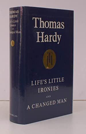 Life's Little Ironies and A Changed Man. Edited by F.B. Pinion. The New Wessex Edition. NEAR ...