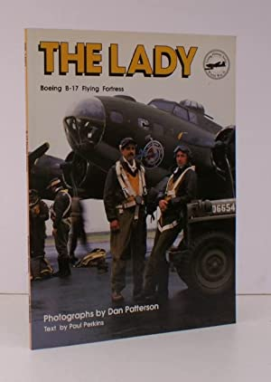 The Lady. Boeing B-17 Flying Fortress. Photographs: Paul PERKINS
