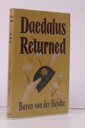 Daedalus Returned. Crete 1941. Translated from the German by W. Stanley Moss. [Facsimile reissue]. ...