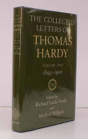 The Collected Letters of Thomas Hardy. Volume Two 1893-1901. Edited by Richard Little Purdy and ...