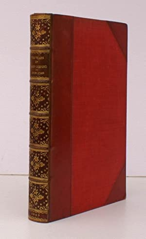 Ten Years of Game-Keeping. FINE COPY IN SIGNED RIVIERE BINDING: Owen JONES