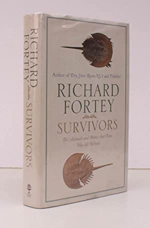 Survivors. The Animals and Plants that Time has left behind. NEAR FINE COPY IN UNCLIPPED ...