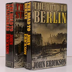 Stalin's War with Germany. The Road to Stalingrad [with] The Road to Berlin. BRIGHT, CLEAN SET...