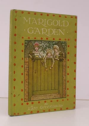 Marigold Garden. Pictures and Rhymes by Kate Greenaway. BRIGHT, CLEAN COPY: Kate GREENAWAY