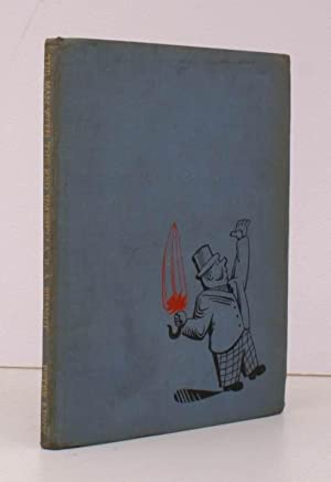 The Man with the Red Umbrella. A Mysterious Story written and illustrated by R.A. Brandt. GOOD ...