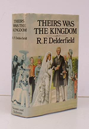Theirs was the Kingdom. [First US Edition]. NEAR FINE COPY IN UNCLIPPED DUSTWRAPPER: Arthur BARBOSA...