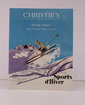 Sale Catalogue]. Skiing Posters. 6 February 1998. Sale Code: AND-7850. FINE COPY