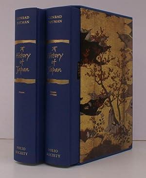 A History of Japan. NEAR FINE SET: Conrad TOTMAN