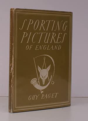 Sporting Pictures of England. [Britain in Pictures: Guy PAGET