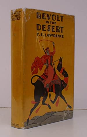 Revolt in the Desert. [First US Edition].: LAWRENCE of ARABIA).