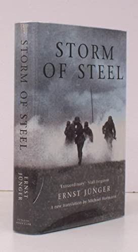 ernst junger storm of steel Buy a cheap copy of in stahlgewittern book by ernst j nger a memoir of astonishing power, savagery, and ashen lyricism, storm of steel illuminates not only the horrors but also the fascination of total war, seen through the ernst junger is somewhat of a controversial figure.