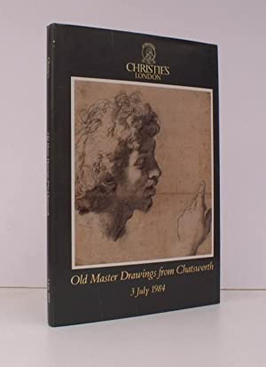 [Sale Catalogue of] Old Master Drawings from Chatsworth. Sold by Order of the Trustees of the Cha...
