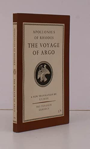 The Voyage of Argo. The Argonautica. Translated with an Introduction by E.V. Rieu. [Penguin Class...