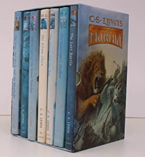 The Chronicles of Narnia. Illustrated by Pauline: Pauline BAYNES). C.S.