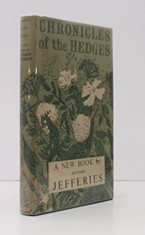 Chronicles of the Hedges and other Essays. Edited, with an Introduction and Notes, by Samuel J. ...