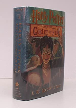 Harry Potter and the Goblet of Fire. Illustrations by Mary Grandpre. [First US Edition]. AUTHOR'S...
