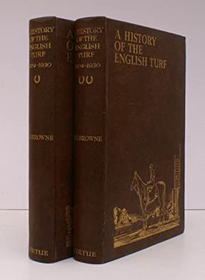 History of the English Turf 1904-1930. Supplementary: Captain L. S.
