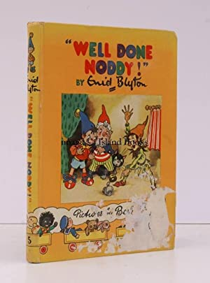 Well Done, Noddy!. Pictures by [Harmsen van der] Beek [Noddy Book 5].