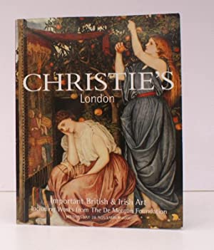 [Sale Catalogue of] Important British and Irish Art. including Works from the De Morgan Foundatio...