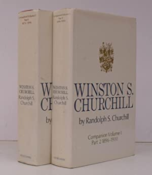 Winston S. Churchill. Volume I Companion Parts: Winston S. CHURCHILL).