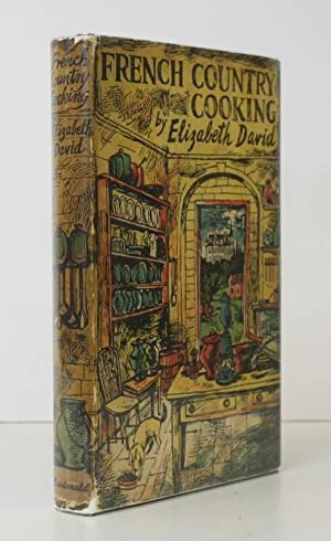 French Country Cooking. Decorated by John Minton.: John MINTON, illus.).