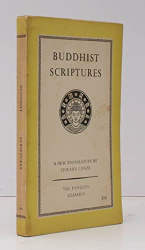 Buddhist Scriptures. Selected and translated by Edward Conze. BRIGHT, CLEAN COPY