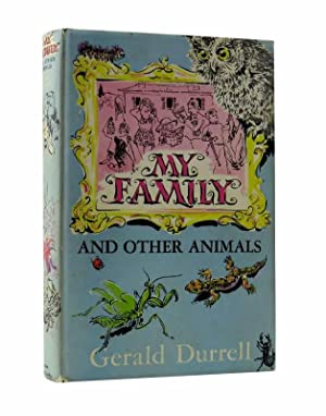 My Family and other Animals. [Illustrated by: Ralph THOMPSON, illus.).