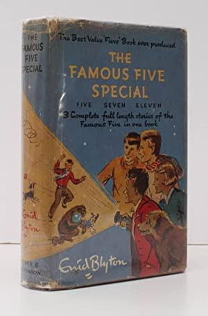 The Famous Five Special. Illustrated by Eileen Soper. BRIGHT COPY IN UNCLIPPED DUSTWRAPPER