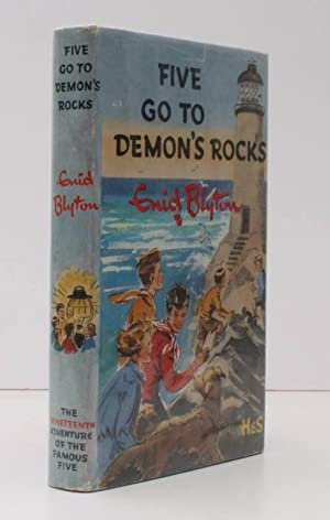 Five go to Demon's Rocks. Illustrated by Eileen Soper. [Fourth Impression]. THE 'FAMOUS FIVE'