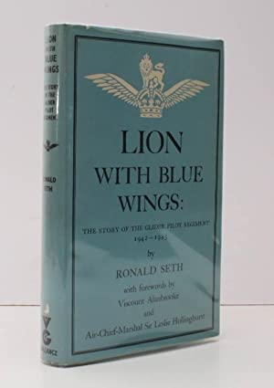 Lion with Blue Wings. The Story of: Ronald SETH