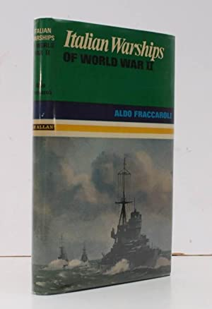 Italian Warships of World War II. [Third: Aldo FRACCAROLI