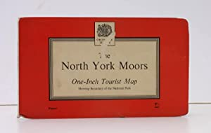 Ordnance Survey One-Inch Tourist Map. The North York Moors. Scale: One Inch to to One Mile. BRIGH...