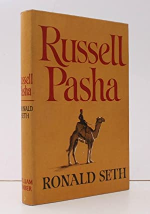 Russell Pasha. NEAR FINE COPY IN DUSTWRAPPER: Sir Thomas Russell