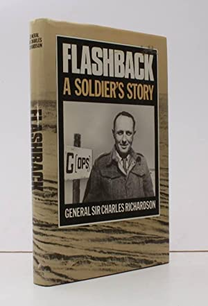 Flashback. A Soldier's Story. NEAR FINE COPY IN UNCLIPPED DUSTWRAPPER