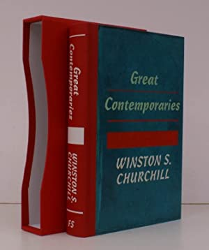 Great Contemporaries. Introduced by Celia Sandys. NEAR: Winston Spencer CHURCHILL