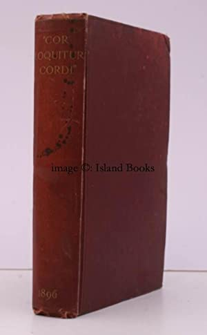 Cor Loquitur Cordi'. [Autobiography of a Convert]. AUTHOR'S PRESENTATION COPY: H.E. ...
