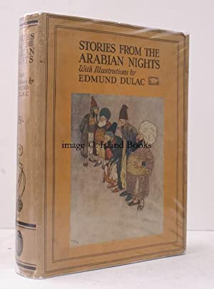 Stories from The Arabian Nights. With Drawings by Edmund Dulac. [Boots edition]. IN THE SCARCE ...