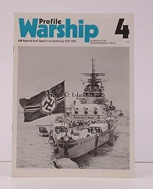 Warship Profile 4: KM Admiral Graf Spee. KM Admiral Graf Spee. Pocket Battleship 1932-1939.: ...