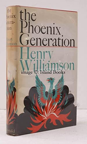 The Phoenix Generation. ['A Chronicle of Ancient Sunlight' vol. 12]. NEAR FINE COPY IN ...
