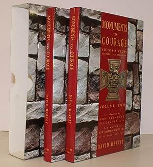 Monuments to Courage. Victoria Cross Headstones and: David HARVEY