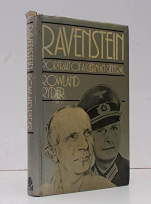 Ravenstein. Portrait of a German General. SIGNED PRESENTATION COPY