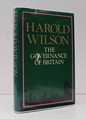 The Governance of Britain. [First BCA Edition.]: Sir Harold WILSON