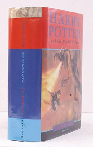 Harry Potter and the Goblet of Fire.: J.K. ROWLING